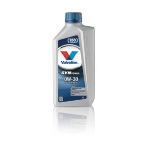 SYNPOWER ENV C2 0W30 motor oil 1L, Valvoline