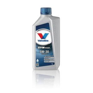 SYNPOWER FE 5W30 motor oil 1L, Valvoline