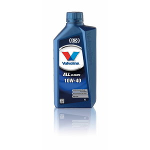 Motor oil ALL CLIMATE 10W40 1L, Valvoline