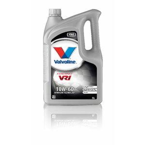 Motoreļļa VR1 Racing 10W60 5L, Valvoline