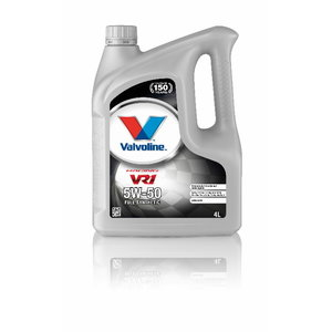 VR1 RACING 5W50 4L, Valvoline