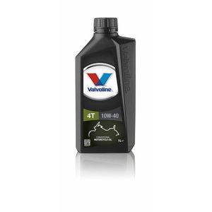 Motoreļļa 4T Motorcycle Oil 10W40, 1L, Valvoline