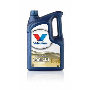 MULTIVEHICLE COOLANT 50/50 ready to use 5L, Valvoline