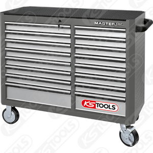 Tööriistakäru 16 sahlit MASTERlineMASTERline large tool cabi, KS Tools