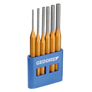 Pin punch set 116A, Gedore
