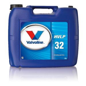 VALVOLINE HVLP 32 hydraulic oil, Valvoline