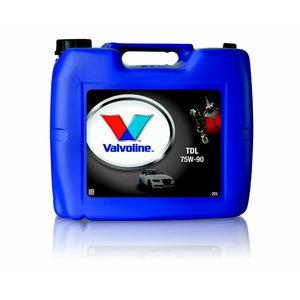 Alyva transmisjai VALVOLINE TDL 75W90 20L, Valvoline