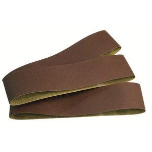 Sanding belts 100x915mm, G80, 3pcs. BTS 800 / 900, Scheppach