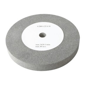 Grinding disc  200x25x16mm, K60. BG 200, Scheppach