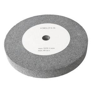 Slīpdisks 200x25x16 mm, K36, BG 200, Scheppach