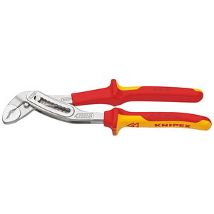 Water pump pliers ALLIGATOR 250mm up to D50mm - VDE, Knipex