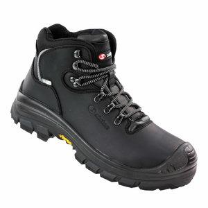 Winter safety boots Stelvio 13L Polar, black, S3 HRO WR SRC, Sixton Peak