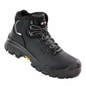 Winter safety boots Stelvio 13L Polar, black, S3 HRO WR SRC 45, Sixton Peak