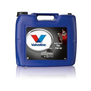 HD TDL 75W90 gear oil, Valvoline