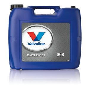 COMPRESSOR OIL S68 20L, , Valvoline