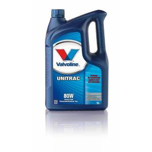 Transmisnė-hidraulinė alyva  UNITRAC SAE 80W, Valvoline
