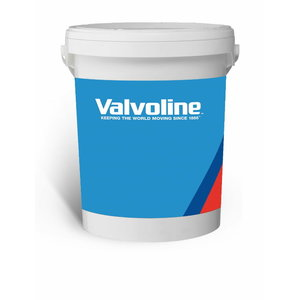 Tepalas Lithium grease SEMI FLUID 00 18kg, Valvoline