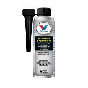 Dīzeļa filtru tīrītājs DPF CLEANER & REGENERATOR 300ml, Valvoline