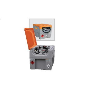 Kaas mobiilsele kütusemahutile 430L & 600L Mobil Easy, Cemo