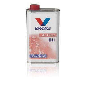 AIR FILTER OIL  1Lл масло для воздушного фильтра, VALVOLINE