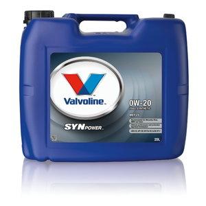 Motor oil SYNPOWER MST C5 0W20 208L, , Valvoline