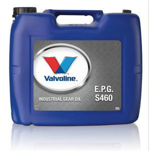 INDUSTRIAL GEAR OIL EPG S460 20L, Valvoline