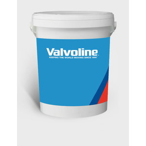 Tepalas centriniam tepimui  Lithium grease SEMI FLUID 00 18k 18kg, Valvoline