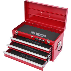 Tööriistakast  3 sahlit KSTOOLS, KS Tools