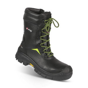 Winter safetyboots Terranova-Polar, black, S3 HRO WR SRC 45, Sixton Peak