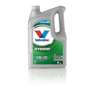 Motor oil HYBRID C5 0W20, Valvoline