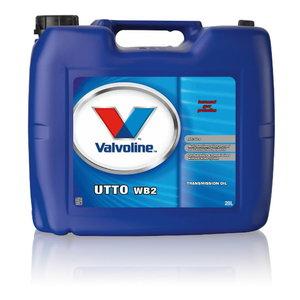 Transmisnė-hidraulinė alyva  UTTO WB2, Valvoline
