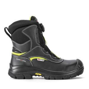 Winter safety boots Rotor Polar BOA Arctic, S3 HRO HI CI SRC 38, Sixton Peak