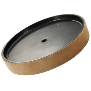 Leather Honing Wheel 200x30mm. Tiger 2500 / 5.0, Scheppach