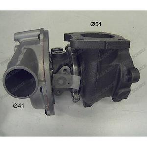 Turbolaadur CASE CX240B, Total Source