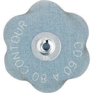 Lihvketas 60mm A 80 CONTOUR CD ROLOC, Pferd