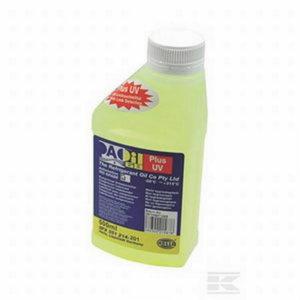 Eļļa gaisa kondicionieru uzpildei PAO 68 ar UV 500 ml, GARAAZH