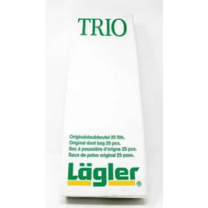 Dust bag for TRIO, Lägler