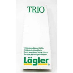 Dust bag for TRIO, Lägler