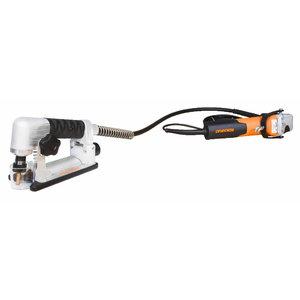 Elektrinis mūro siūlių frezavimo įrankis Piranha Miller, Rokamat