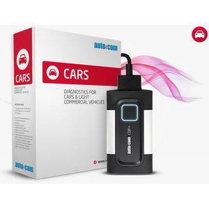 OBD testavimo įrenginys CDP + Cars, PC programa, Autocom