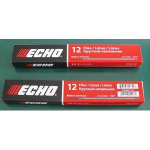 Moottorisahan viila 4,8mm x 200mm, ECHO