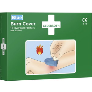 Burn Cover, 10 pcs, Cederroth