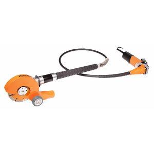 Elektrinis mūro siūlių pjovimo įrankis Piranha Cutter, Rokamat