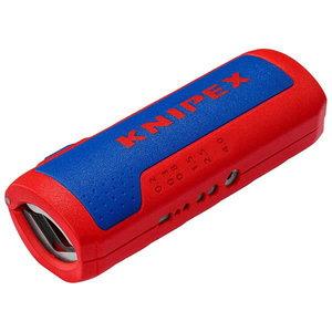 Isolatsioonikoorija 0,2-4.0mm2, kaablikõri lõikuriga 13-32mm, Knipex