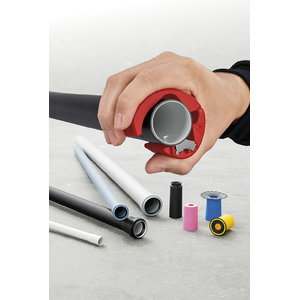 Plastic pipe and sealing sleeve cutter BiX, D20-50mm, Knipex