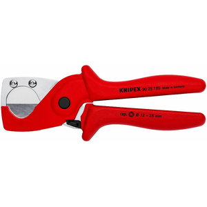 Pipe cutter for plastic composite pipes 12-25mm, Knipex