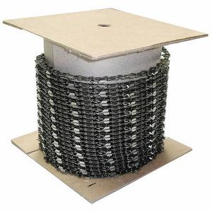 Chain 3/8 1,1 Low profile 1640 HM Semi Chisel, Ratioparts