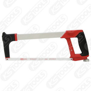 Hacksaw frame, 300mm, with two component handle, KS Tools