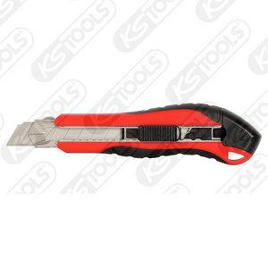 Utility knife, snap off blade, 160mm, KS Tools
