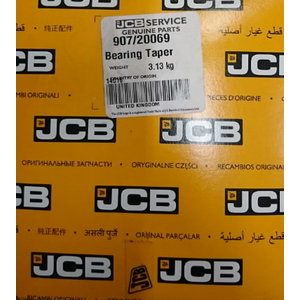 Bearing taper, JCB
